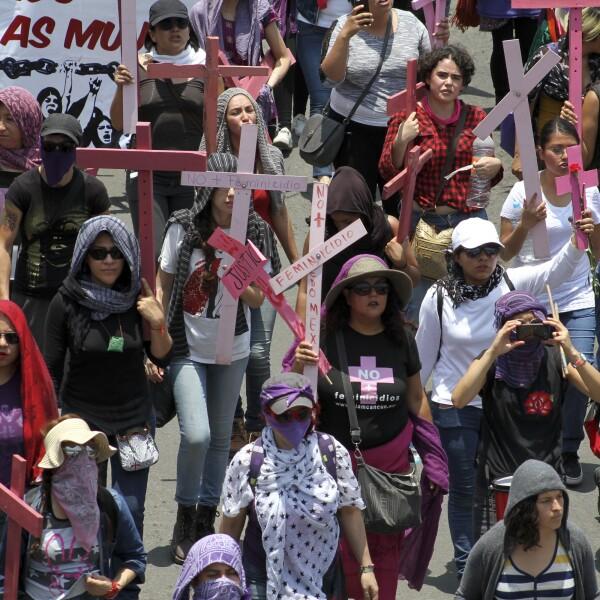 En el país, el pasado 24 de abril se registraron movilizaciones en distintos estados de la República