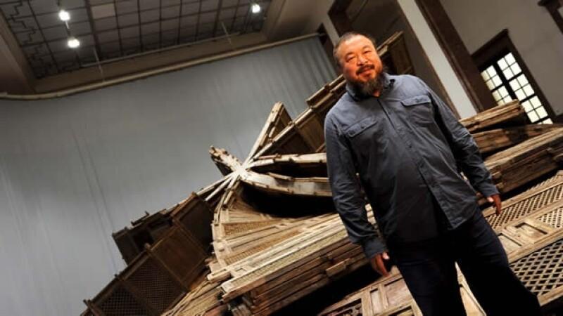artista disidente chino ai weiwei