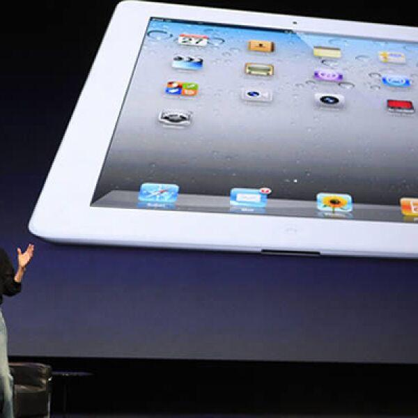 La versión más equipada se venderá en 899 dólares y tendrá sistema WiFi + 3G más 64 gigas.
