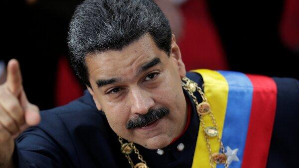 Castigo a Venezuela
