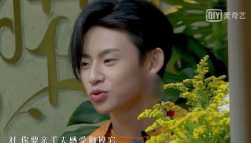 Televisión china