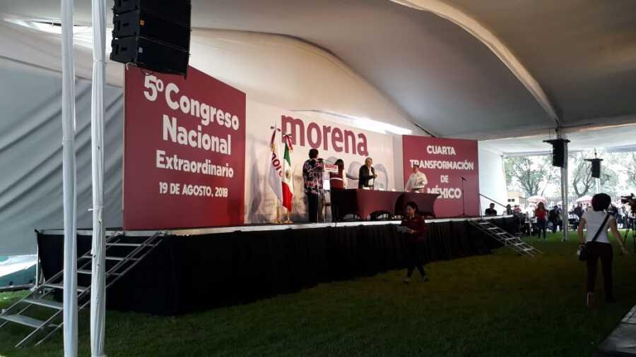 Congreso de Morena