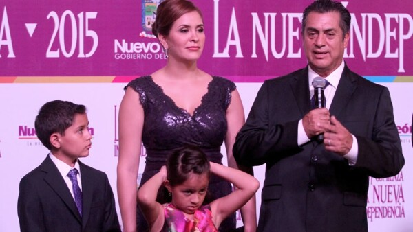 Jaime Rodriguez Calderon familia Nuevo Leon