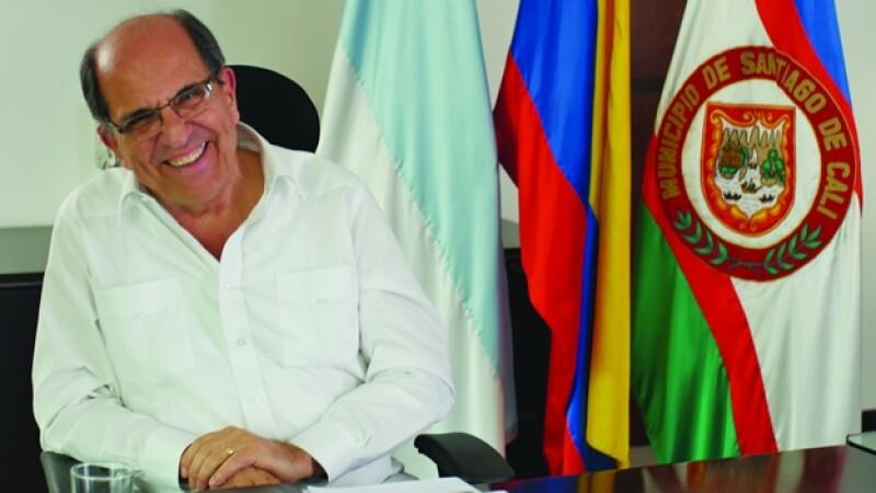 Rodrigo Guerrero alcalde Cali, Colombia