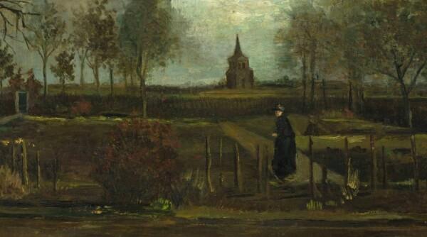 pintura-van-gogh-robada-jardin-nuenen