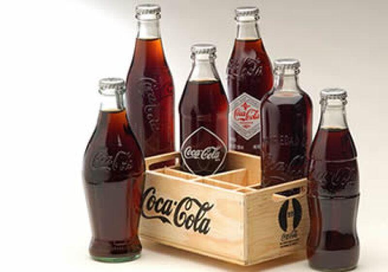 Vitro, proveedor de envases de Coca-Cola, registra un crecimiento de 10% en el área de desarrollo de nuevos productos. (Foto: Vitro)
