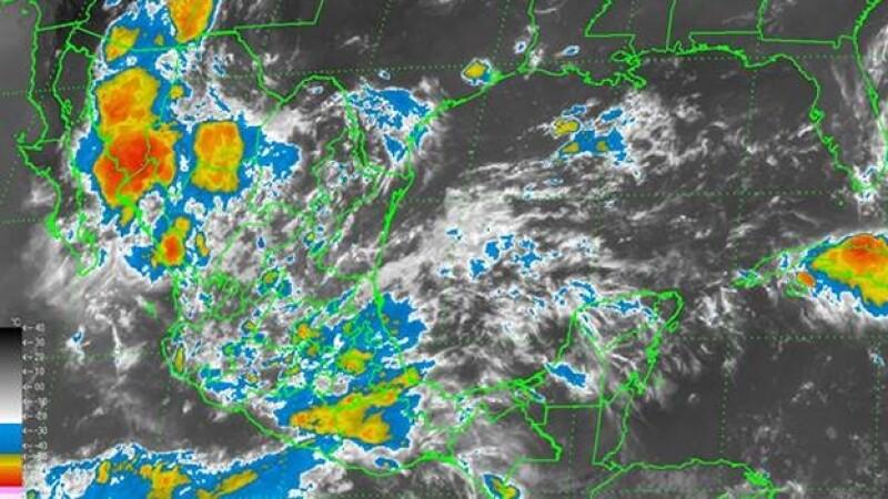 El territorio nacional presentará lluvias en al menos 16 estados por una onda tropical y un ingreso de humedad