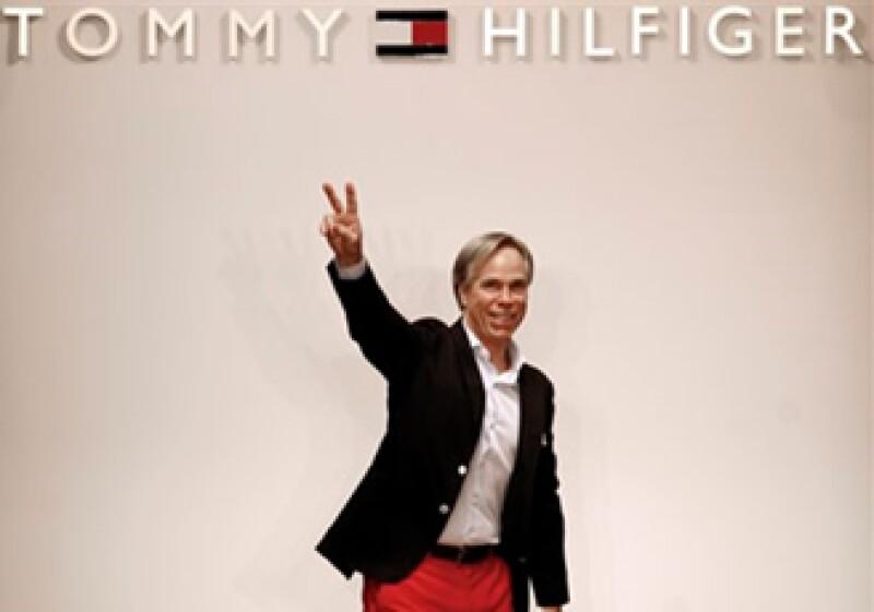 El diseñador presentó su colección en el marco del Mercedes-Benz Fashion Fest (Foto: AP)