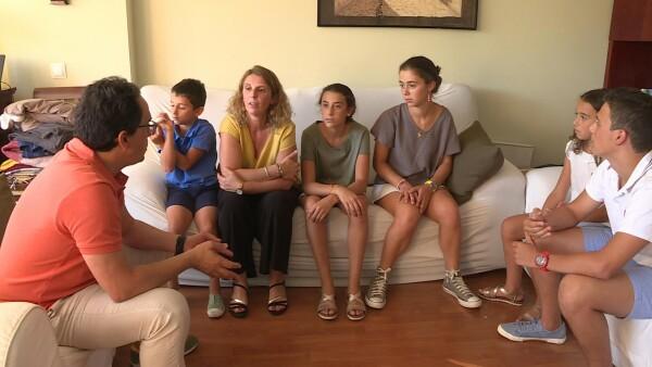 Con los contagios en alza, la vuelta al colegio es cuestionada por padres españoles