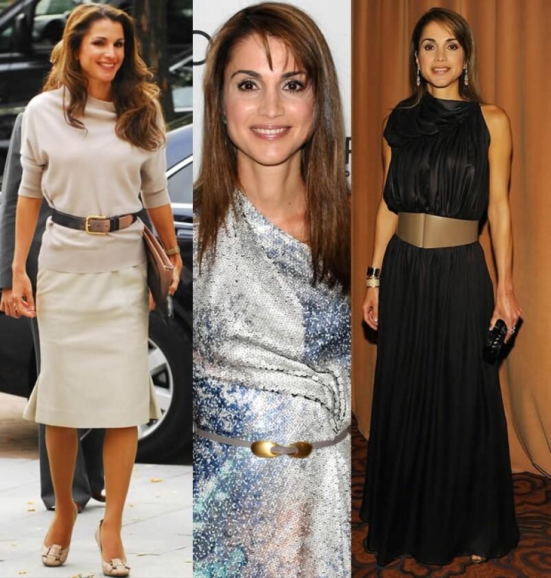 La reina de Jordania fue la elegida por nuestros lectores como la mujer de la realeza que mejor se viste. Entérate cómo quedó la votación.
