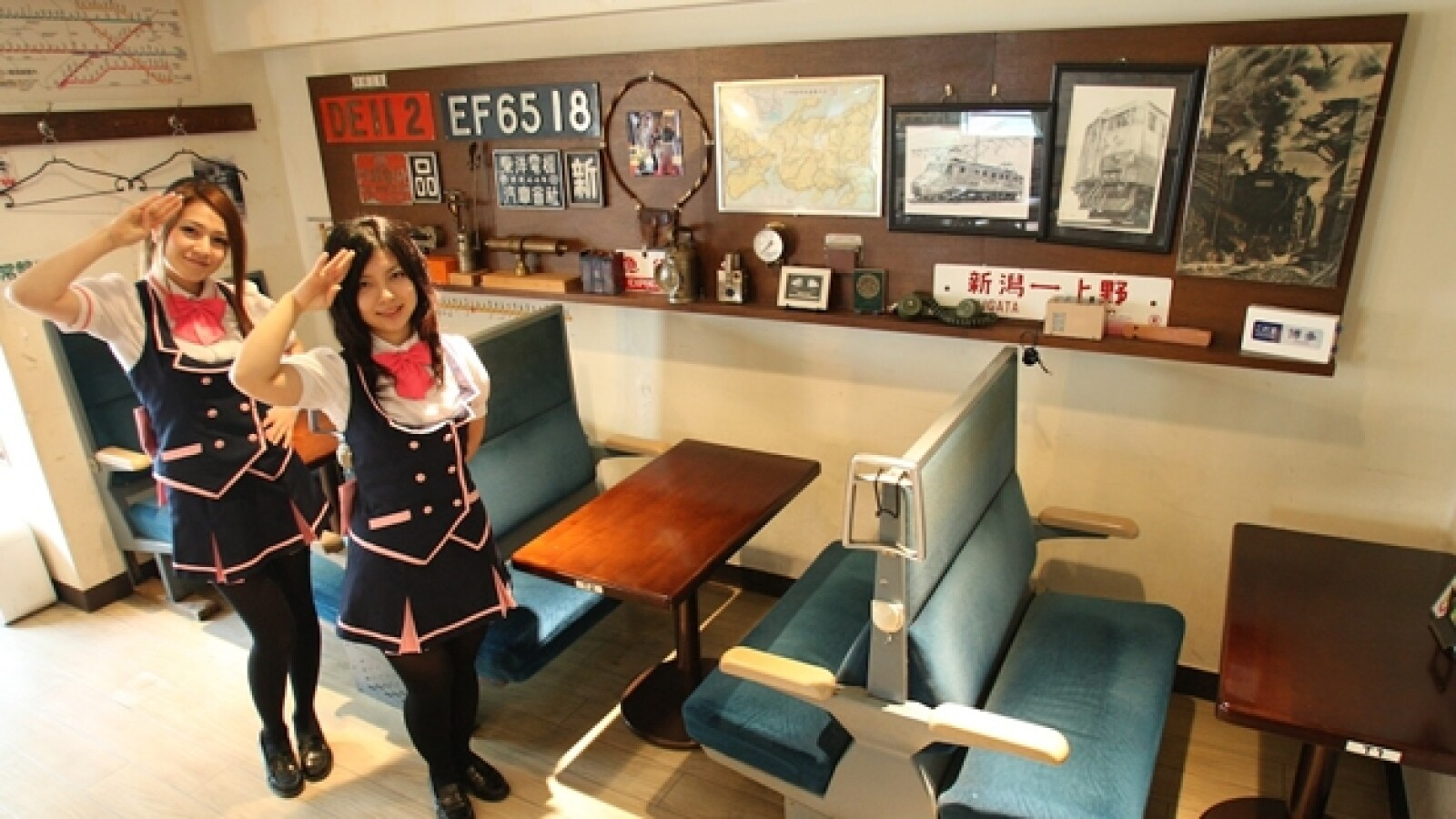 Little TGV bar tokio Japon