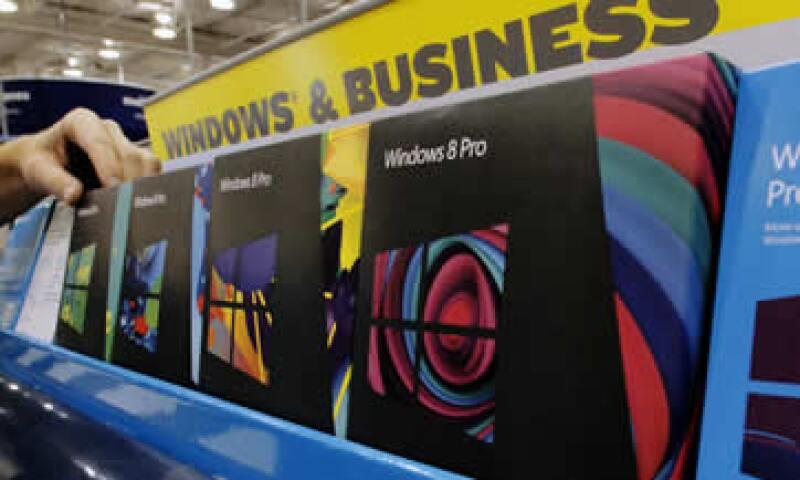 Windows 8 es un sistema que otorga al usuario una experiencia más personal y dinámica. (Foto: AP)