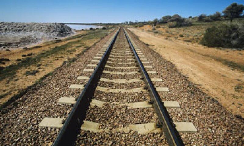 Los diputados aprobaron una ley que obligaría a las empresas como Ferromex a permitir a otras compañías usar las vías férreas. (Foto: Getty Images)