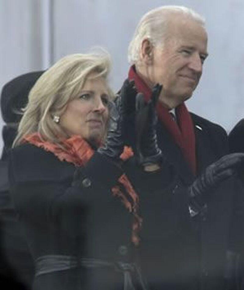 En el show de Oprah, Jill Biden dijo que Obama dio a su marido la opción de elegir su puesto.