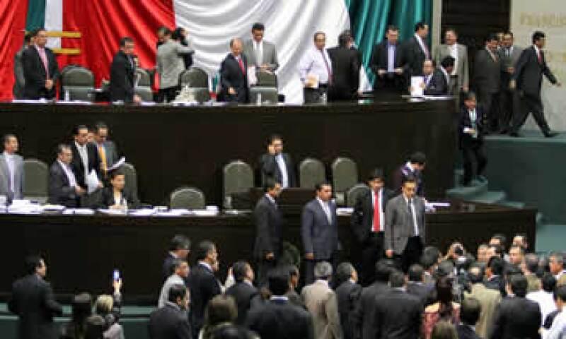 Está previsto que la Comisión de Hacienda de la Cámara de Diputados se reúna al final de la tarde para votar la Ley de Ingresos. (Foto: Notimex)