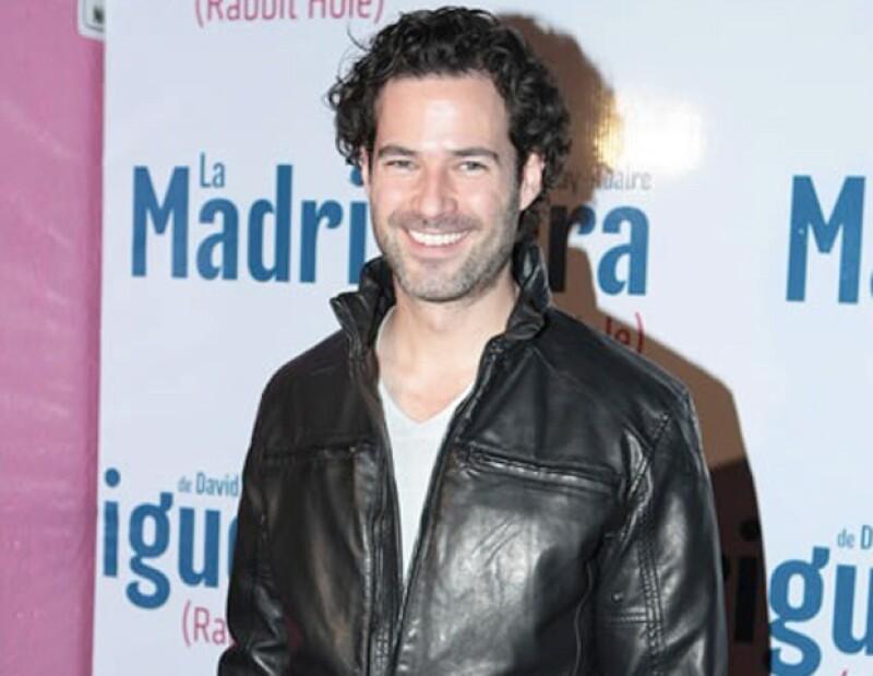 Emiliano, novio de Ludwika Paleta aseguró que con el hijo de ella, tiene una excelente relación, ya que tienen interéses muy parecidos.