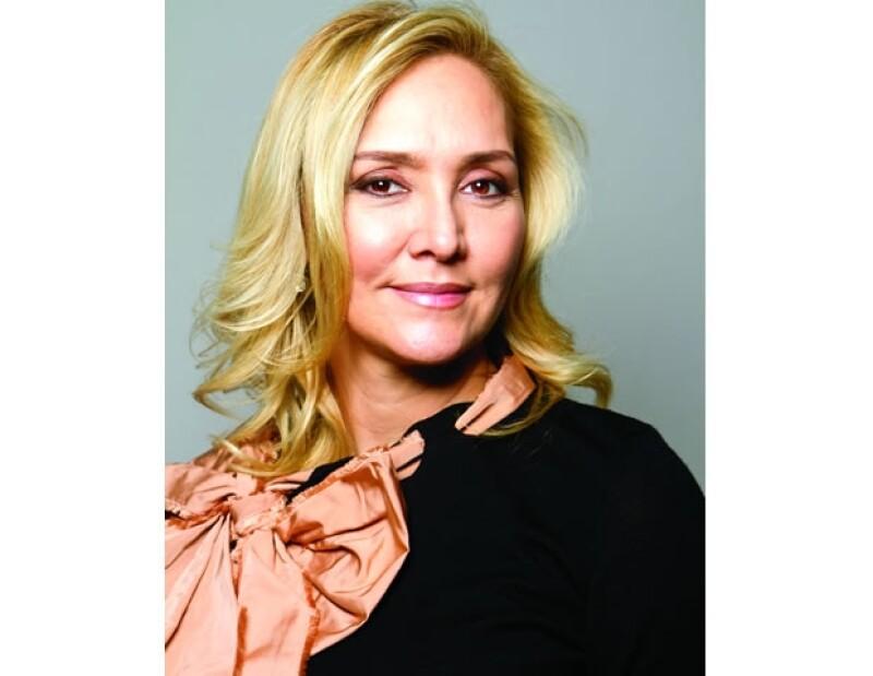Angélica Fuentes ocupó el sitio seis del mismo listado realizado por la revista Expansión en 2012.