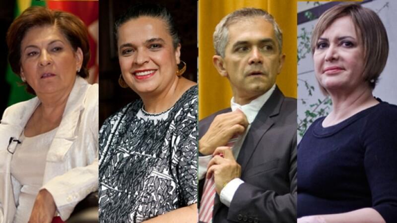 candidatos gobierno df
