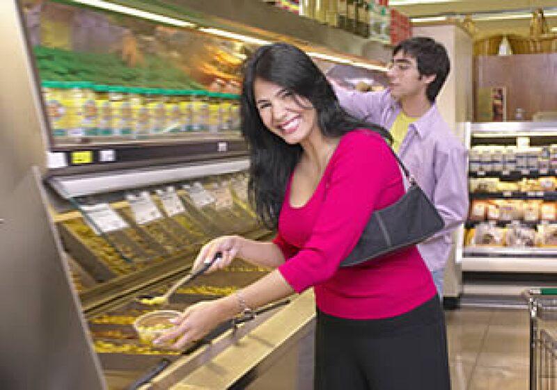 La cadena de autoservicio permite a grandes y pequeñas empresas pertenecer a su red de proveedores. (Foto: Jupiter Images)