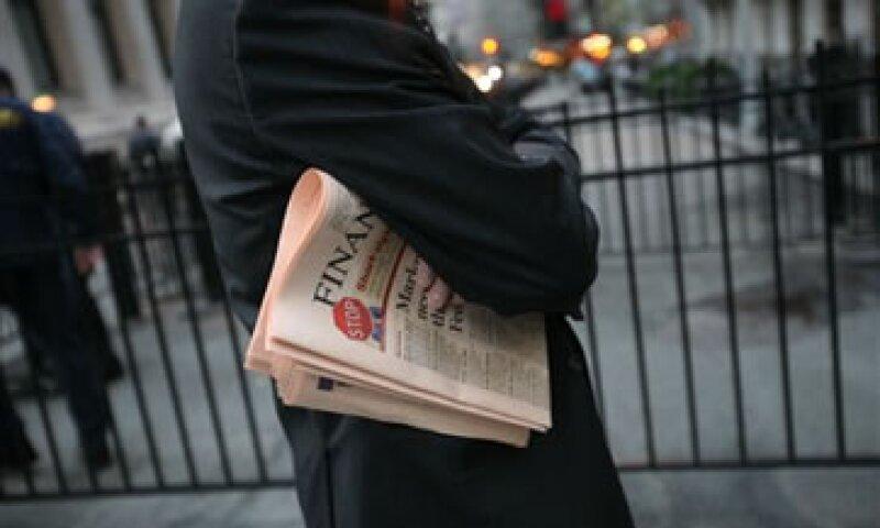 Un portavoz del alcalde no quiso comentar sobre las conversaciones en torno al Financial Times.  (Foto: AP)