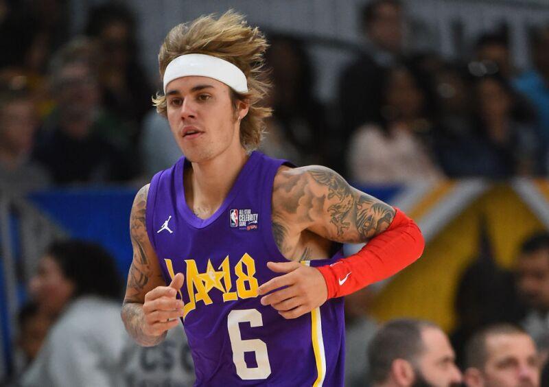 Justin Bieber Se Hizo Un Tatuaje En La Cara