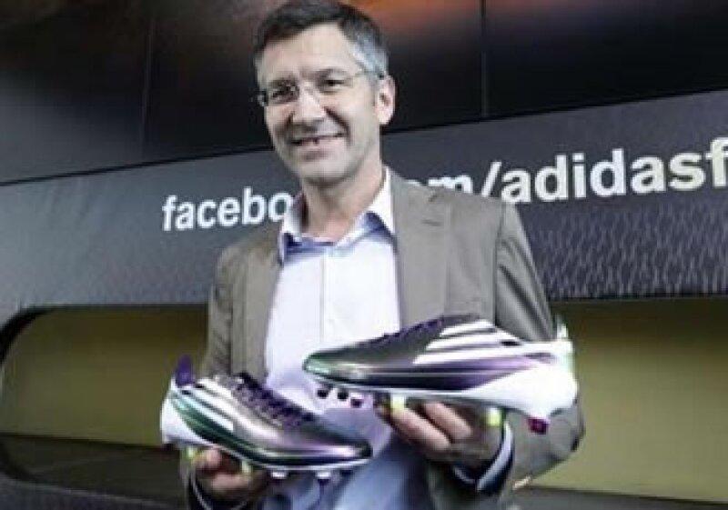 El presidente ejecutivo de Adidas, Herbert Hainer, confía en tener una mejora en las finanzas de la empresa. (Foto: Reuters)
