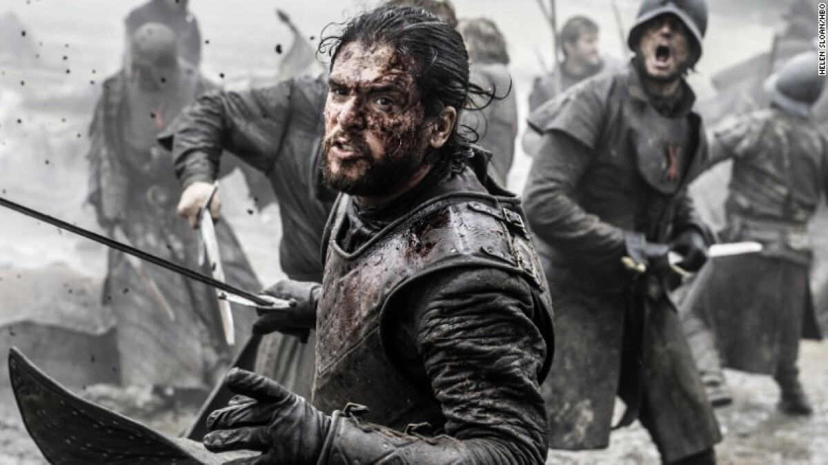 La 'millonaria' batalla de los bastardos en Game of Thrones