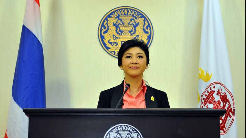 tailandia, ministra, politica, renuncia, manifestantes