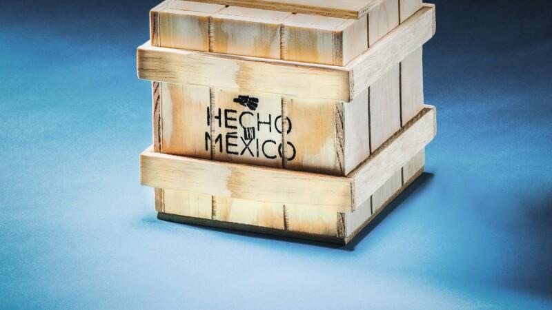 méxico comercio mercancías