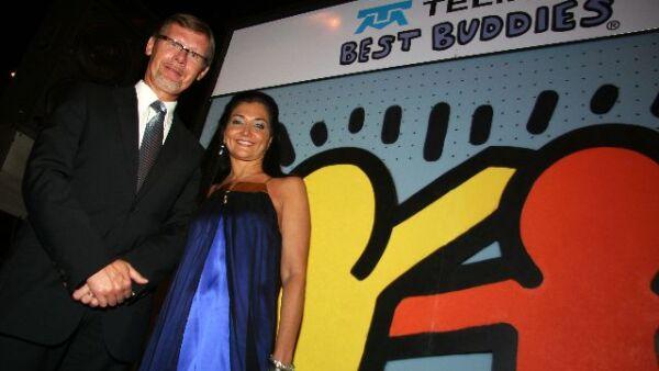 Presentación Best Buddies, Fundación Telmex.