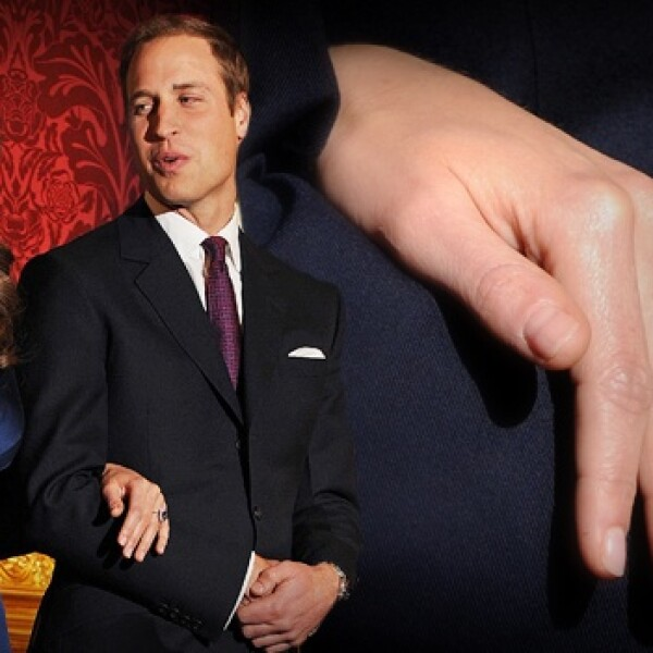 Principe Guillermo Kate Middleton anillo boda real