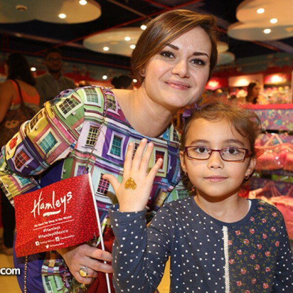 Zanna Hramova y Amber Vega