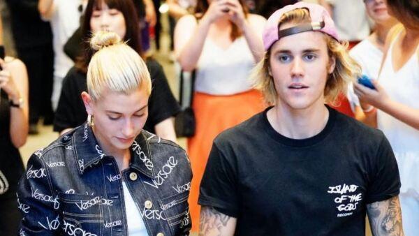 Justin y Hailey