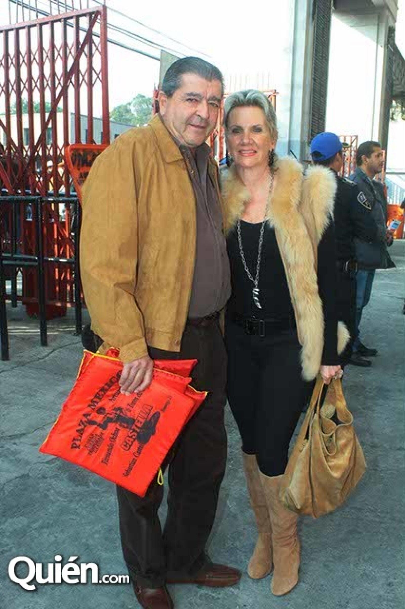 Francisco y Gabriela Villela