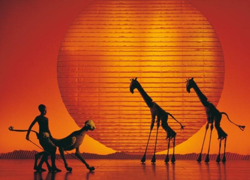 Será la primera vez que el musical El Rey Leon se presente en idioma español.