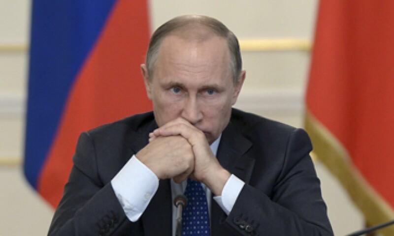Gobierno de Rusia, dirigido por Vladimir Putin, no ha revelado qué alimentos podrían ser vetados. (Foto: Reuters)