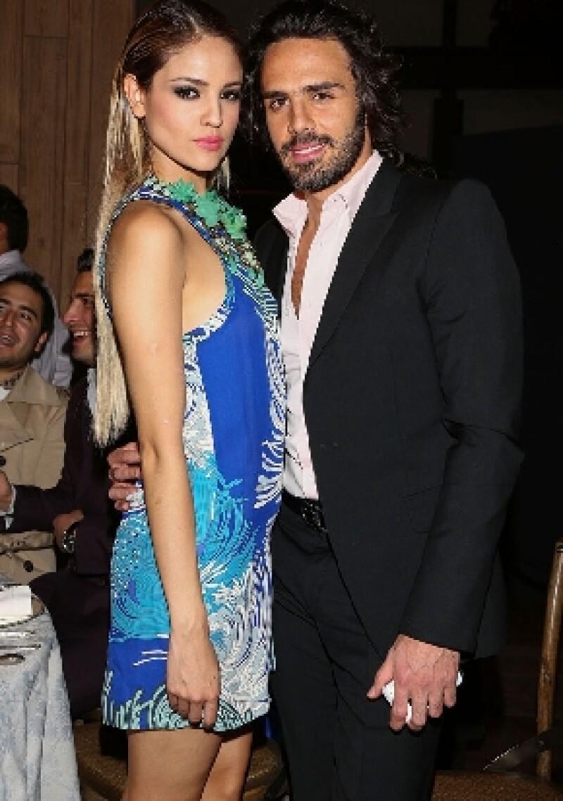 La actriz asistió a la final de Nuestras Belleza Latina acompañada del empresario y declaró estar pasando por una buena etapa en su relación y en su carrera profesional.