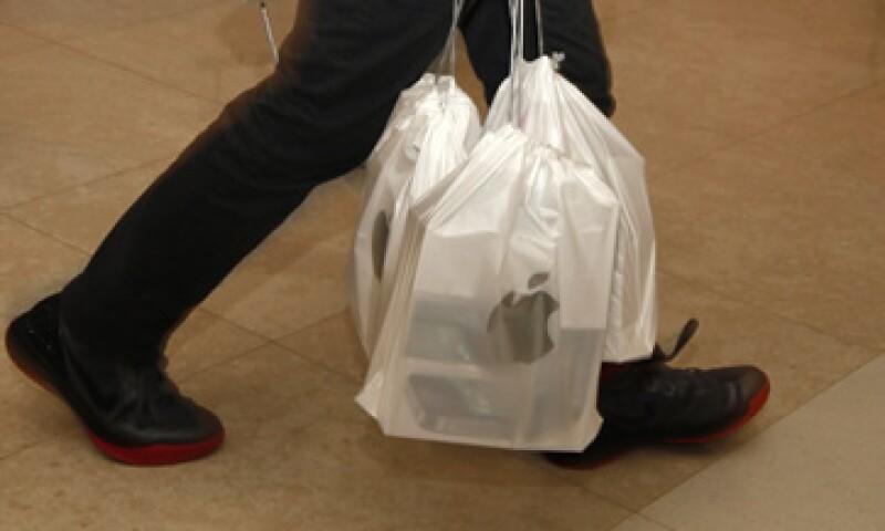 Apple no adelantó porcentajes o montos de descuentos para su Viernes Negro. (Foto: Reuters)