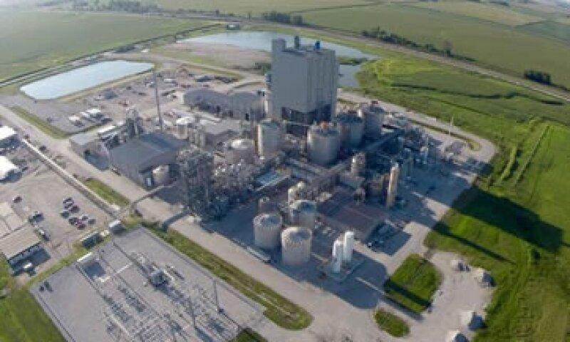 planta etanol DuPont
