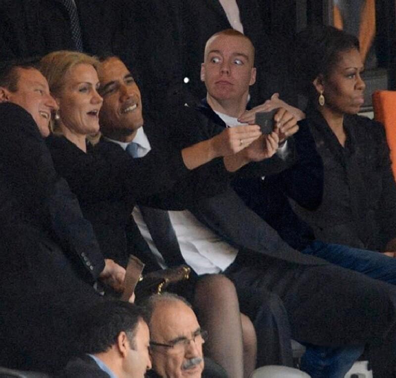 Ni Barack y MIchelle Obama se salvaron de la sátira de Peeje T.