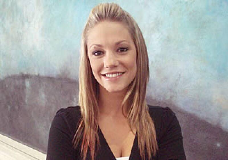 Valerié Puterski es la directora de ventas internacionales de Skagen. (Foto: Cortesía)