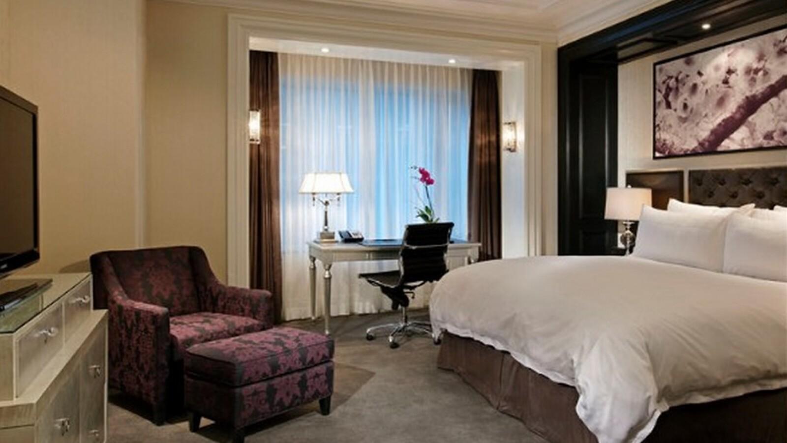 hotel lujo en la lista de los mejores de tripadvisor