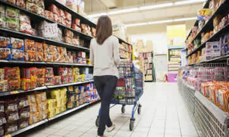 En los 12 meses a enero, los precios al consumidor avanzaron 1.6%. (Foto: Getty Images)