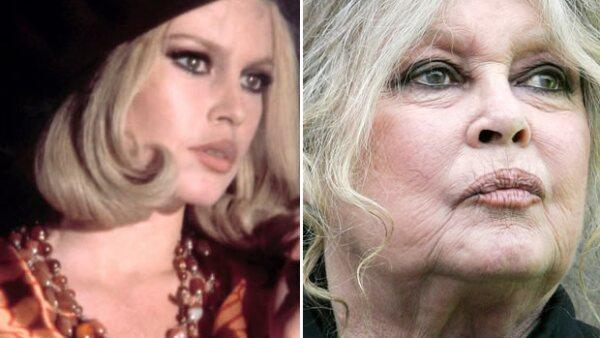La bella Brigitte Bardot fue un sex-symbol de los años 50. Hoy , a sus 78 años, se demuestra que el tiempo no estuvo de su lado.