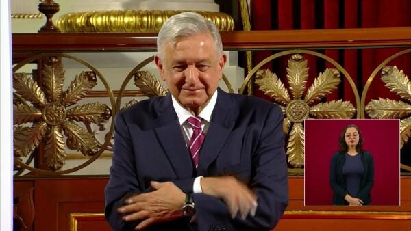 AMLO resalta el T-MEC, las remesas y programas sociales a 2 años de su elección