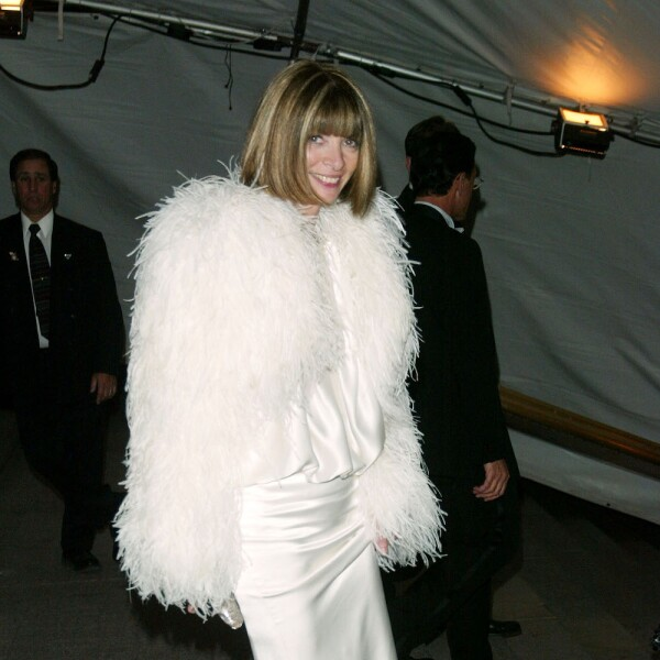Ana Wintour 2003