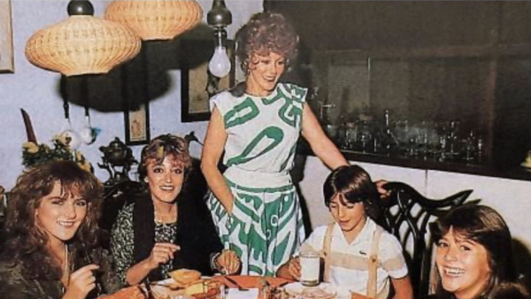 Viridiana Alatriste, Sylvia Pasquel, Silvia Pinal Alejandra y Luis Enrique Guzmán.