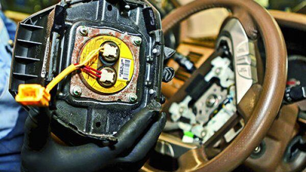 partes para el sector automotor