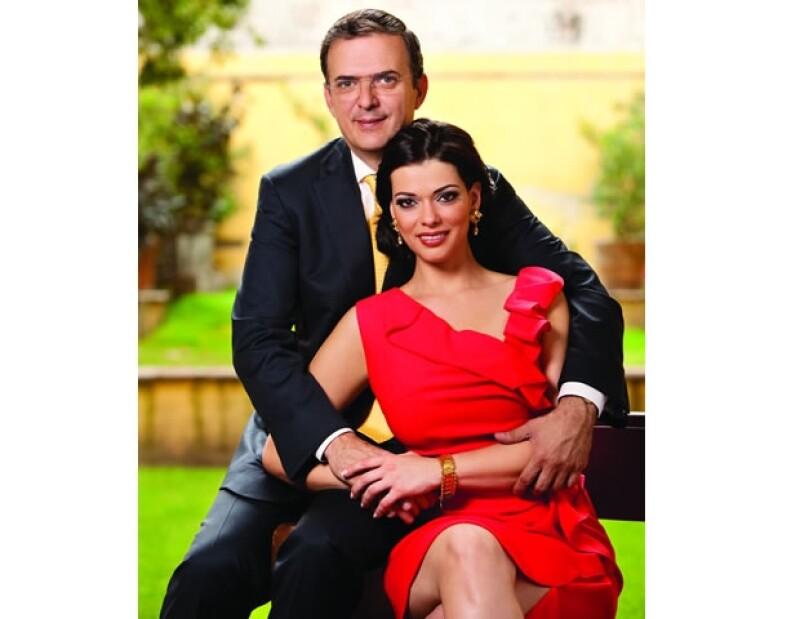 El portal ADNPolítico publicó una lista de cinco parejas icónicas que figuran en eventos públicos y son parte del poder de la nación.