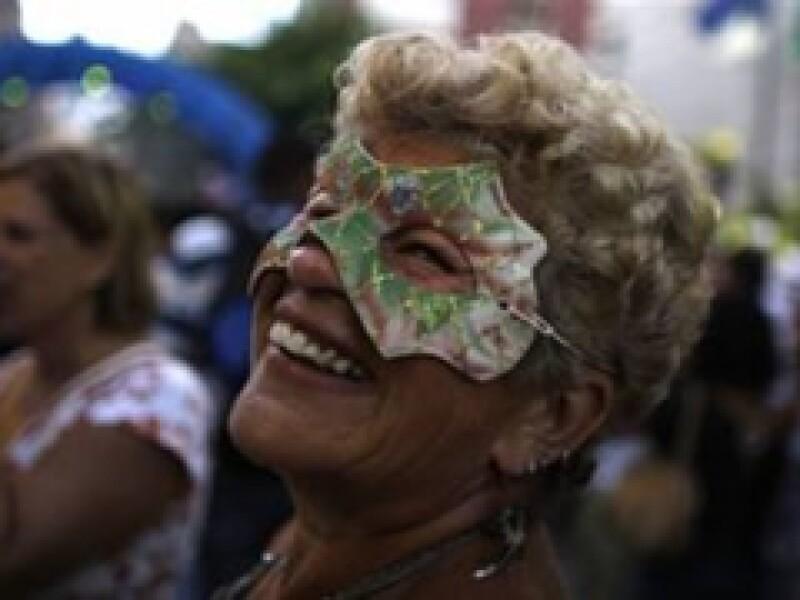 El Carnaval de Venecia congrega a cientos de miles pese a la crisis. (Foto: Reuters )